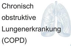 chronische obstruktive lungenerkrankung